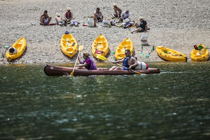 Kayak, Canoe