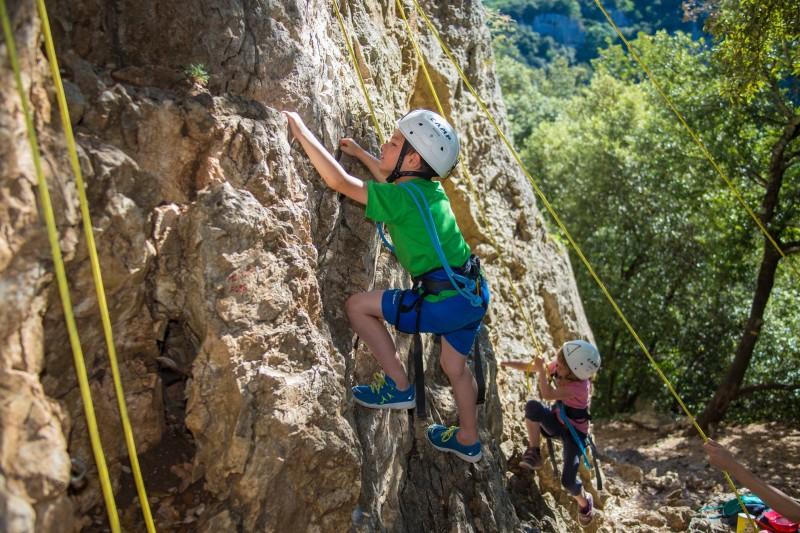 Klimwanden, klimparcours