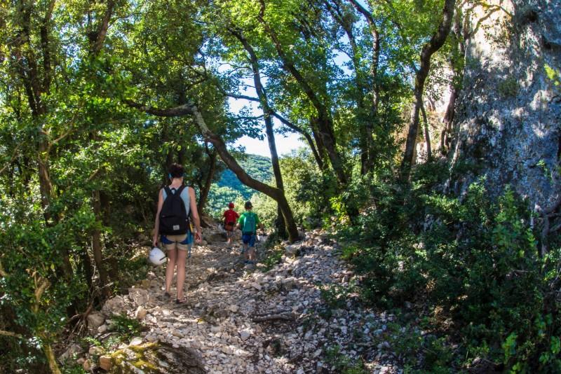 Nature walks, Hiking