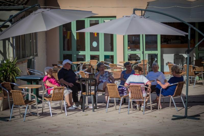 Villages vacances, Parc résidentiel