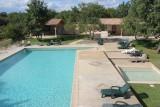 piscine vue du fond